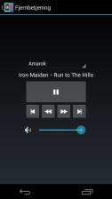 Media Player Remote Control